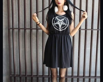 Baphomet dress
