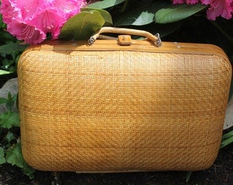 bascetbag, Vintage, bestcondition! very nice-pretty/ sac naturel