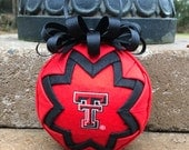 Texas Tech University ornament