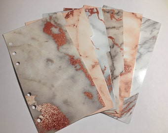 Marble Personal Dividers