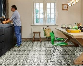seville sheet vinyl flooring sample only