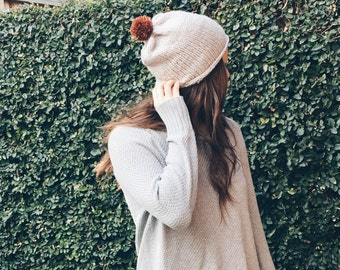willow beanie//