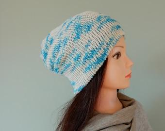 Knit hats for women, knit beanie hat, slouchy beanie, womens beanies, winter knit hat, wool hat, winter beanie women, ski hat, sizeS-L