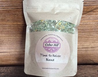 Time to Relax Blend