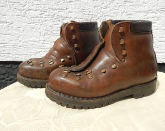 Olimpiadi St. Moritz Montagna Hiking Boots 80s does 30s