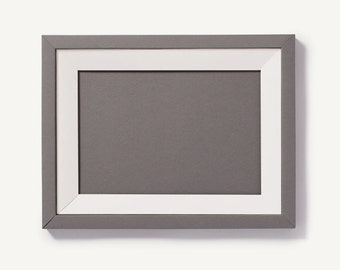 Mid Grey Foldable Paper Frame