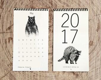 2017 BC Calendar