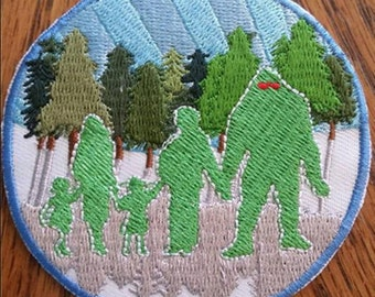 Forrest Friends Patch