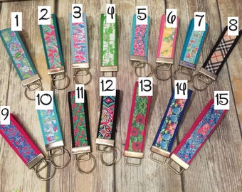 Lilly Pulitzer Key Fobs