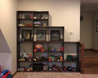 Custom Storage Cubbies
