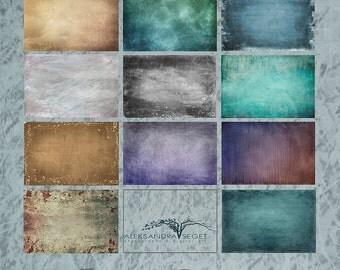 Textures Photoshop Artistic :set E, INSTANT Download