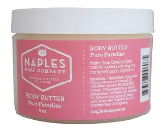 Pure Paradise Body Butter