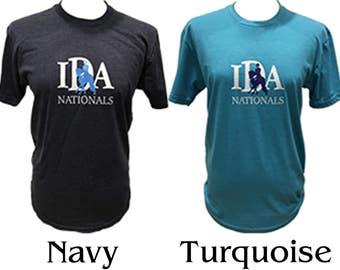 IDA Men's National Tee Shirt