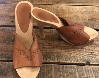 Vintage Candies Heels (Southwestern style)