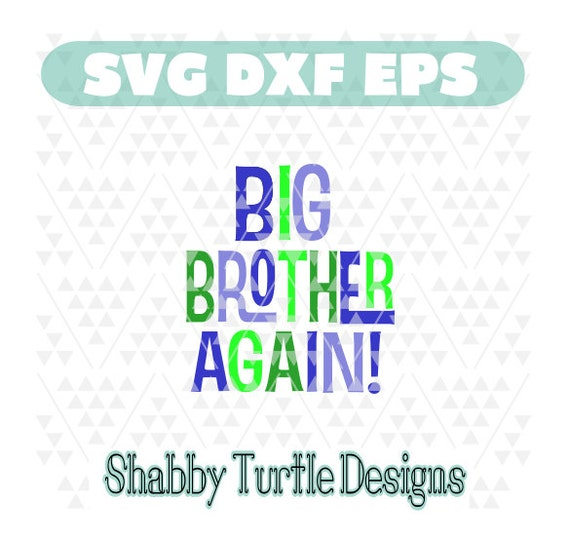 Download Big brother again SVG DXF EPS