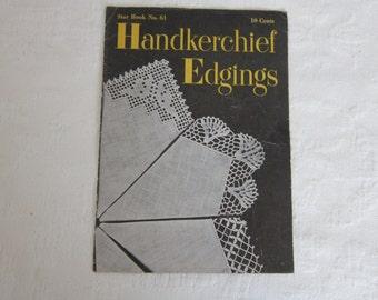 1948 Crochet Edgings Pattern Book