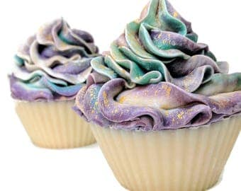 Chance Type Cupcake Soap