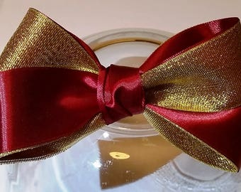 """Large 6"""" Unique Beautiful Hair Bow"""