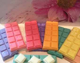 Floral Bouquets Fragranced Soy Wax Melt Snap Bars