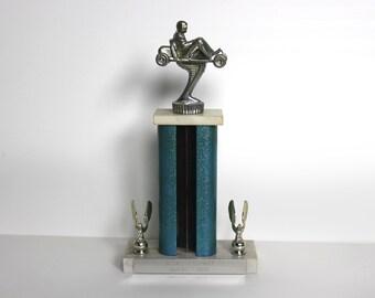 Vintage Go Cart Trophy