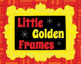 Little Golden Frames