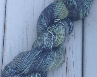 The Golem and the Jinni - hand dyed yarn