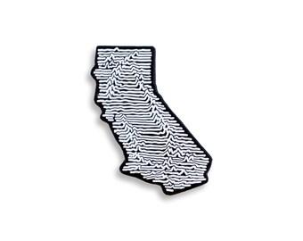 California State Pin