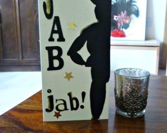Carnival Collection 2017 - Jab Jab Greeting Card - No: 2