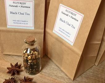 Black Chai Tea