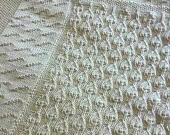 Auroraknit, Evie's Blanket