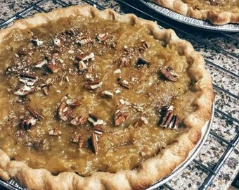 German Chocolate Coconut-Pecan Pie *SAN DIEGO ONLY*