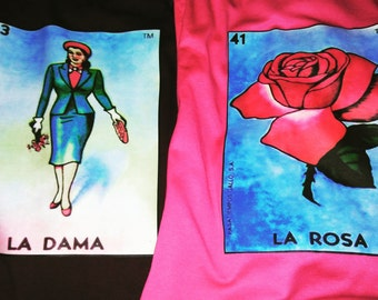 La loteria shirts