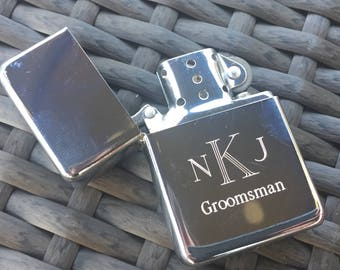 Fathers Day Gift. Personalized Lighter. Groomsmen Gifts. Personalized Groomsmen Gift. Best Man. Birthday Gift. Mens. Personalized Gifts.