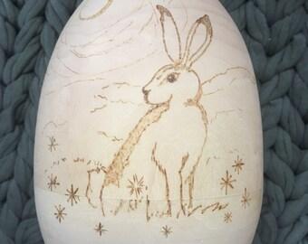 Ostara Egg