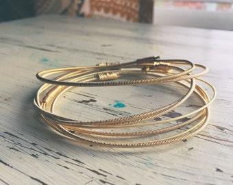 Guitar String Bracelet