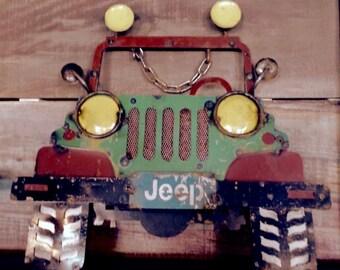 Small Jeep