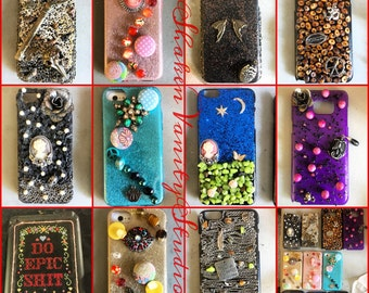 Custom cell phone cases