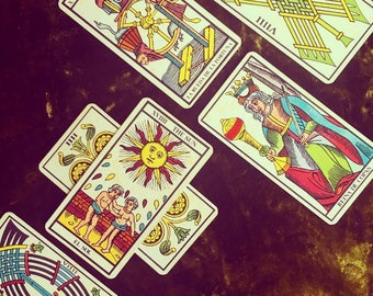 Tarot Reading for Creative Direction