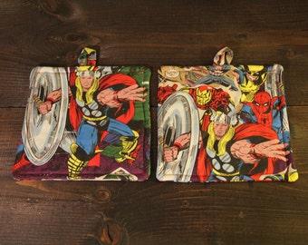 Avengers Pot holders