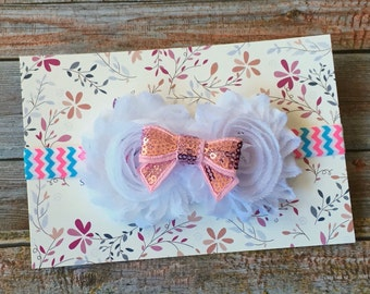 Baby Headband, Newborn Headband, Easter, Infant Headband, Baby Girl Headband, Toddler Headband, Baby Bow, Headbands, Easter Headband, Baby