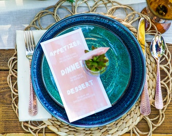 Gauze Cream Napkins/Dinner Napkins/Unbleached Organic cotton/party napkins/