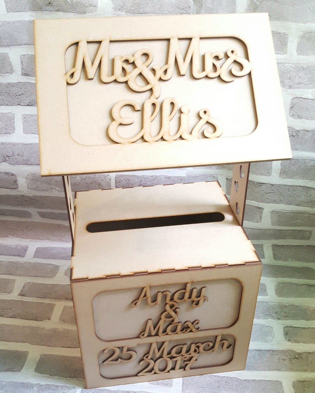 Wishing Well Wedding Card Box Wishing Well Wedding Card Box