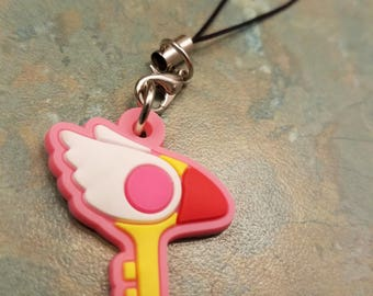Card Captor Sakura Phone Charm