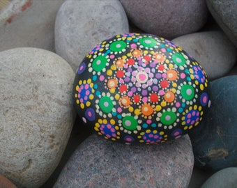 Rainbow Of Colors  Mandella Stone