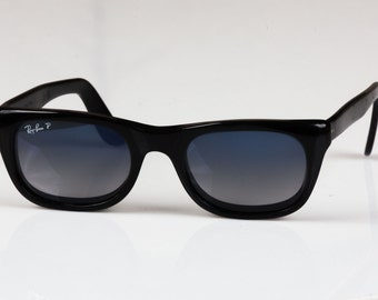 white ray bans 1980s