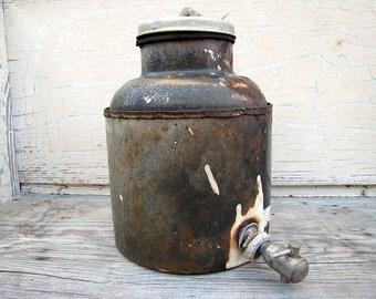 Vintage Beverage Dispenser, Mid-Century Beverage Dispenser, Vintage Container, Beverage Dispenser