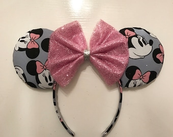 Girly mouse ears