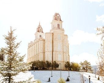 Manti Utah Temple 6