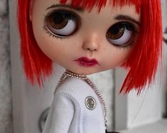 OOAK Blythe doll, Coralie Custom art blythe doll by janasOOAKblytheDolls, dolls