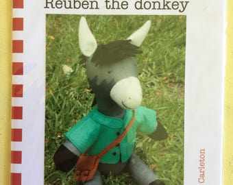 Ruben the Donkey - Ric Rac